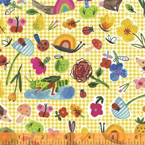 50484-4 BFF's by Carolyn Gavin for Windham Fabrics