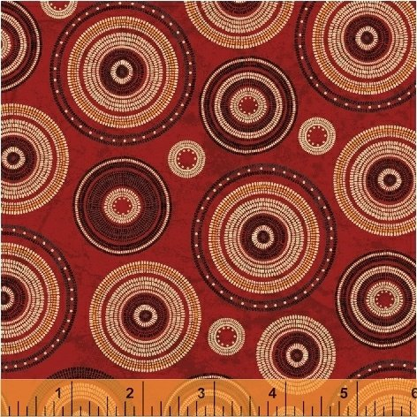 50535-4 Adobe by Whistler Studios for Windham Fabrics