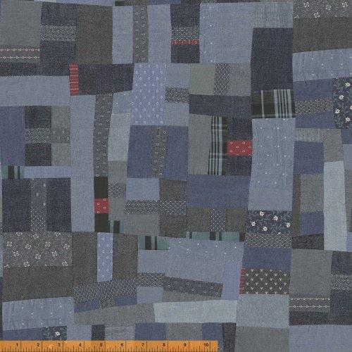 50539-X Vintage Blue by Windham Fabrics