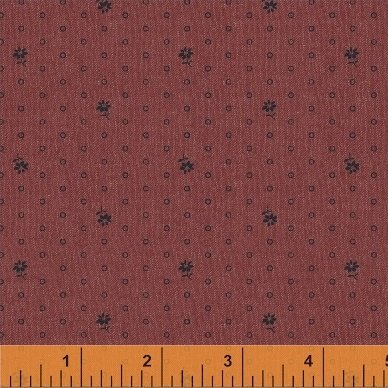 50541-1 Vintage Blue by Windham Fabrics