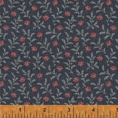 50544-2  Vintage Blue by Windham Fabrics