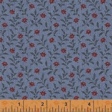 50544-5  Vintage Blue by Windham Fabrics