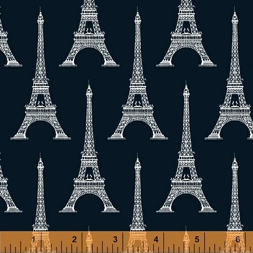50589-4 Love from Paris by Windham Fabrics