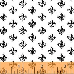 50591-2 Love from Paris by Windham Fabrics