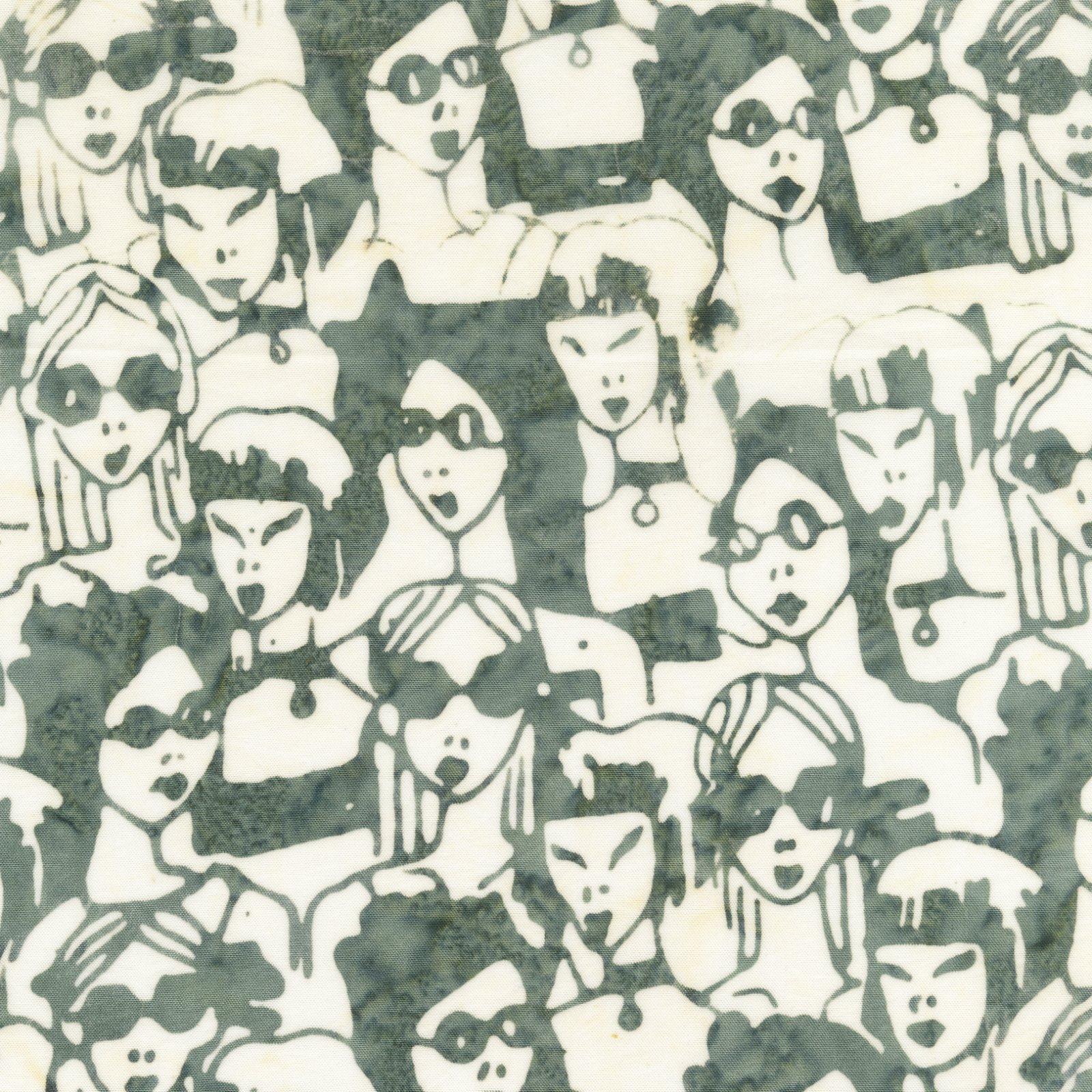505Q-X Rayon Batiks by Anthology Fabrics