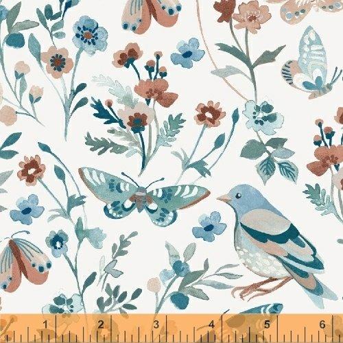 50642-2 Birdsong by Windham Fabrics