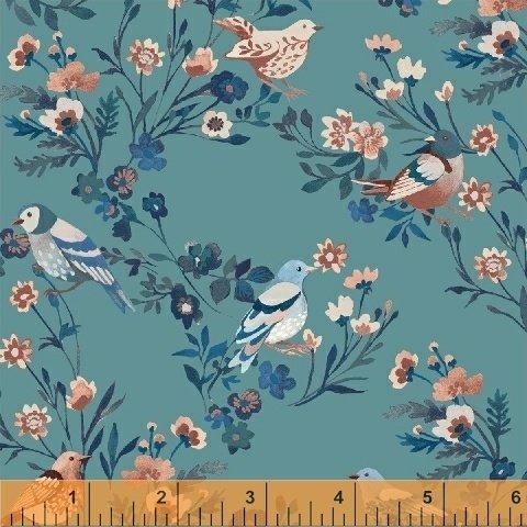 50643-3 Birdsong by Windham Fabrics