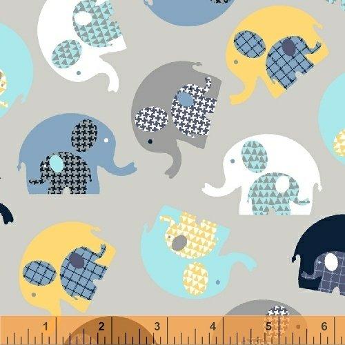 50672-5 Cubby Bear by Windham Fabrics