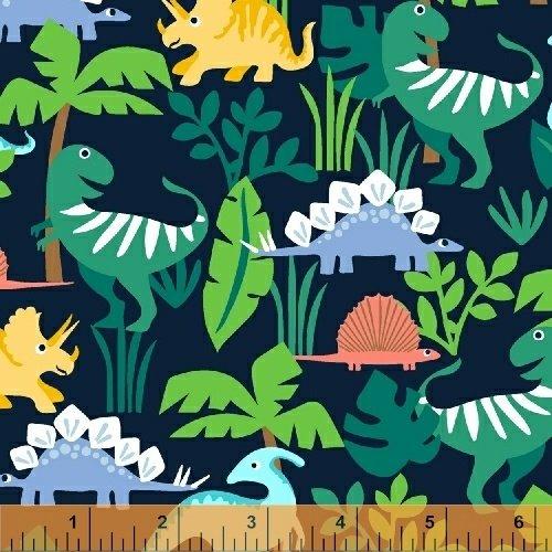 50675-7 Cubby Bear by Windham Fabrics