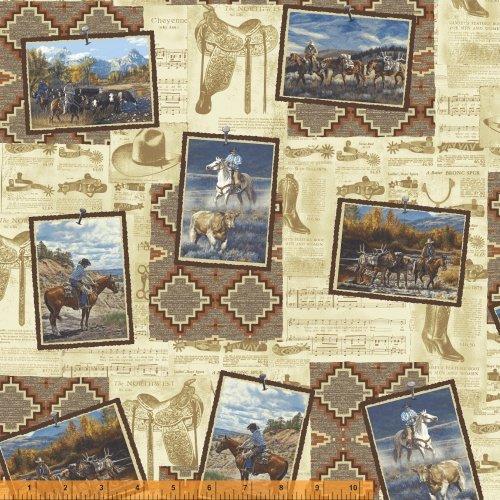 50679-X Mountain Pass by Windham Fabrics