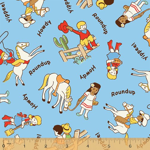 50697-1 Storybook Ranch by Windham Fabrics