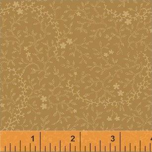 50742-1 Honey Maple by Whistler Studios for Windham Fabrics