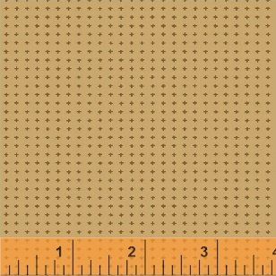 50744-4 Honey Maple by Whistler Studios for Windham Fabrics