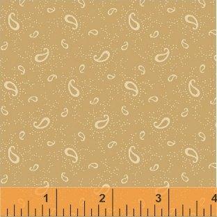 50746-4 Honey Maple by Whistler Studios for Windham Fabrics