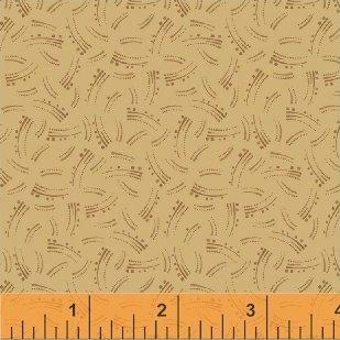 50748-4 Honey Maple by Whistler Studios for Windham Fabrics