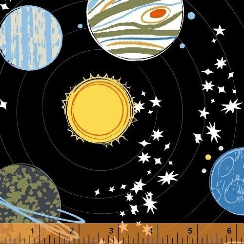 50776-1 Out of this World by Windham Fabrics