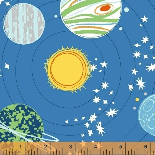 50776-2 Out of this World by Windham Fabrics