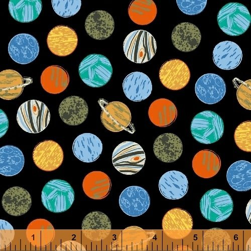 50777-1 Out of this World by Windham Fabrics