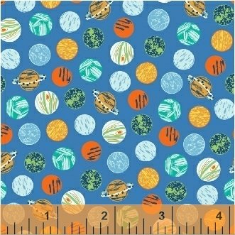 50777-2 Out of this World by Windham Fabrics