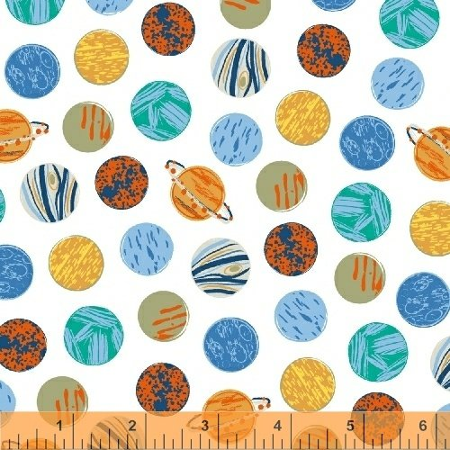 50777-3 Out of this World by Windham Fabrics