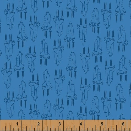50780-2 Out of this World by Windham Fabrics