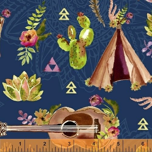 50786-1 Wanderers Weekend by Windham Fabrics