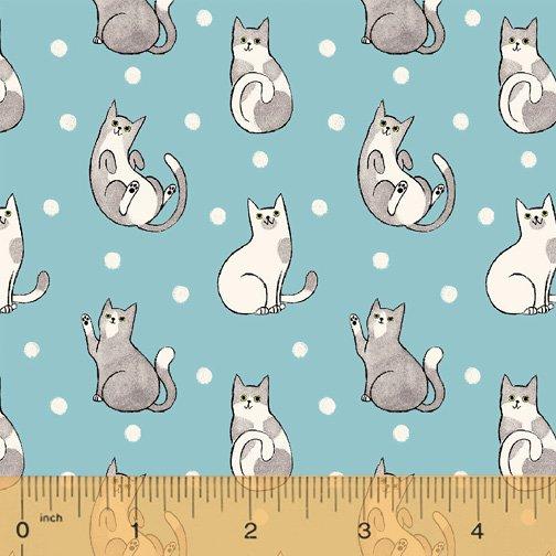 50823-3 Catnip by Windham Fabrics