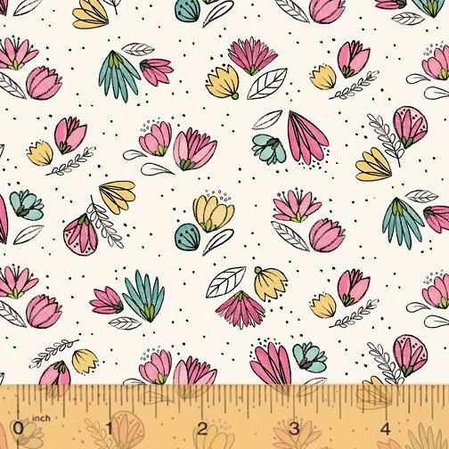 50824-1 Catnip by Windham Fabrics