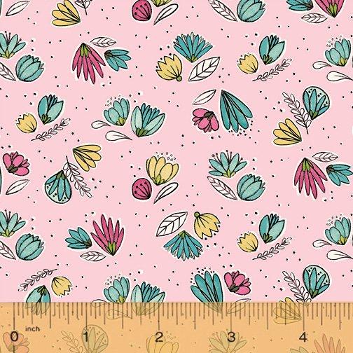 50824-2 Catnip by Windham Fabrics
