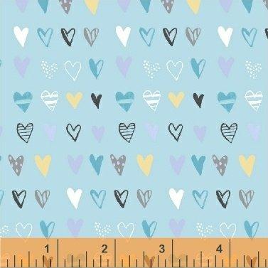 50832-3 Bah Bah Baby by Jill McDonald for Windham Fabrics