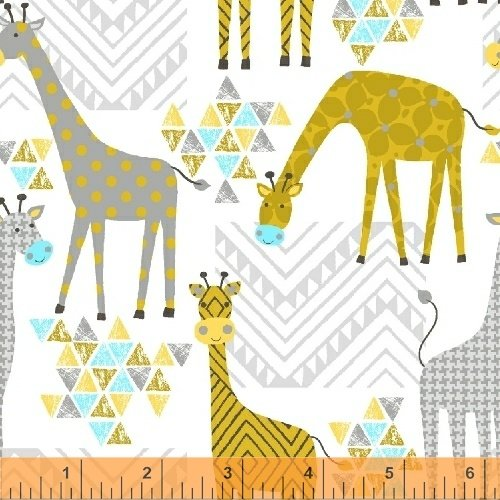 50837-1 Stand Tall by Whistler Studios for Windham Fabrics