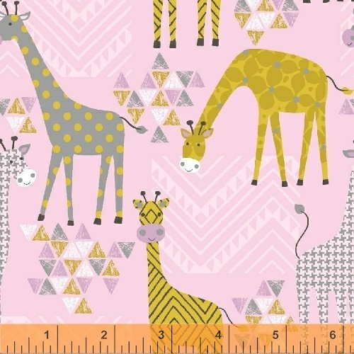 50837-2 Stand Tall by Whistler Studios for Windham Fabrics