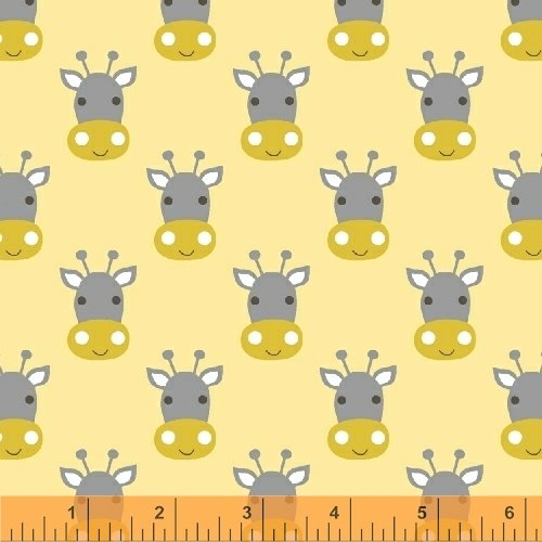 50839-4 Stand Tall by Whistler Studios for Windham Fabrics