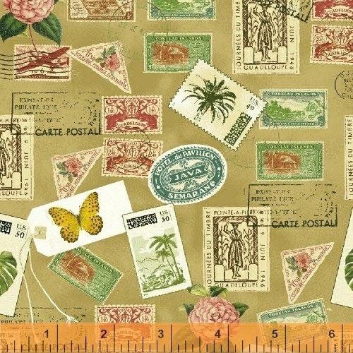 50845-4 Paradise by Windham Fabrics