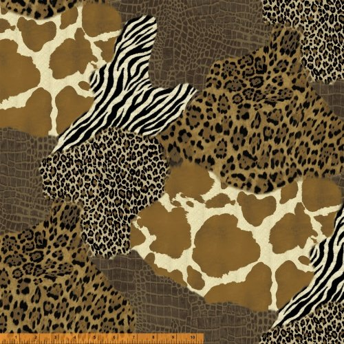 50859-X Go WIld by Windham Fabrics