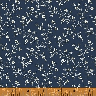 50877-1 Abigail Blues by Windham Fabrics