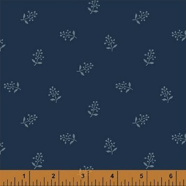 50880-3 Abigail Blues by Windham Fabrics