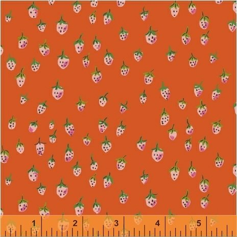50899-10 Trixie designed by Heather Ross for Windham Fabric