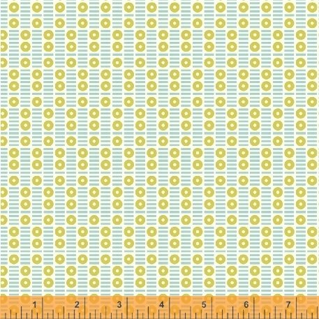 50943-5 Uppercase VOL.3 Circular Logic by Windham fabrics