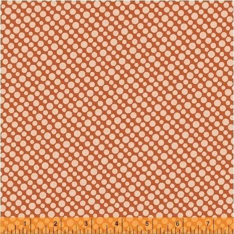 50944-6 Uppercase VOL.3 Circular Logic by Windham fabrics