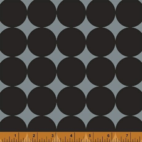 50945-8 Uppercase VOL.3 Circular Logic by Windham fabrics