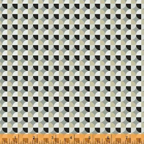 50946-3 Uppercase VOL.3 Circular Logic by Windham fabrics