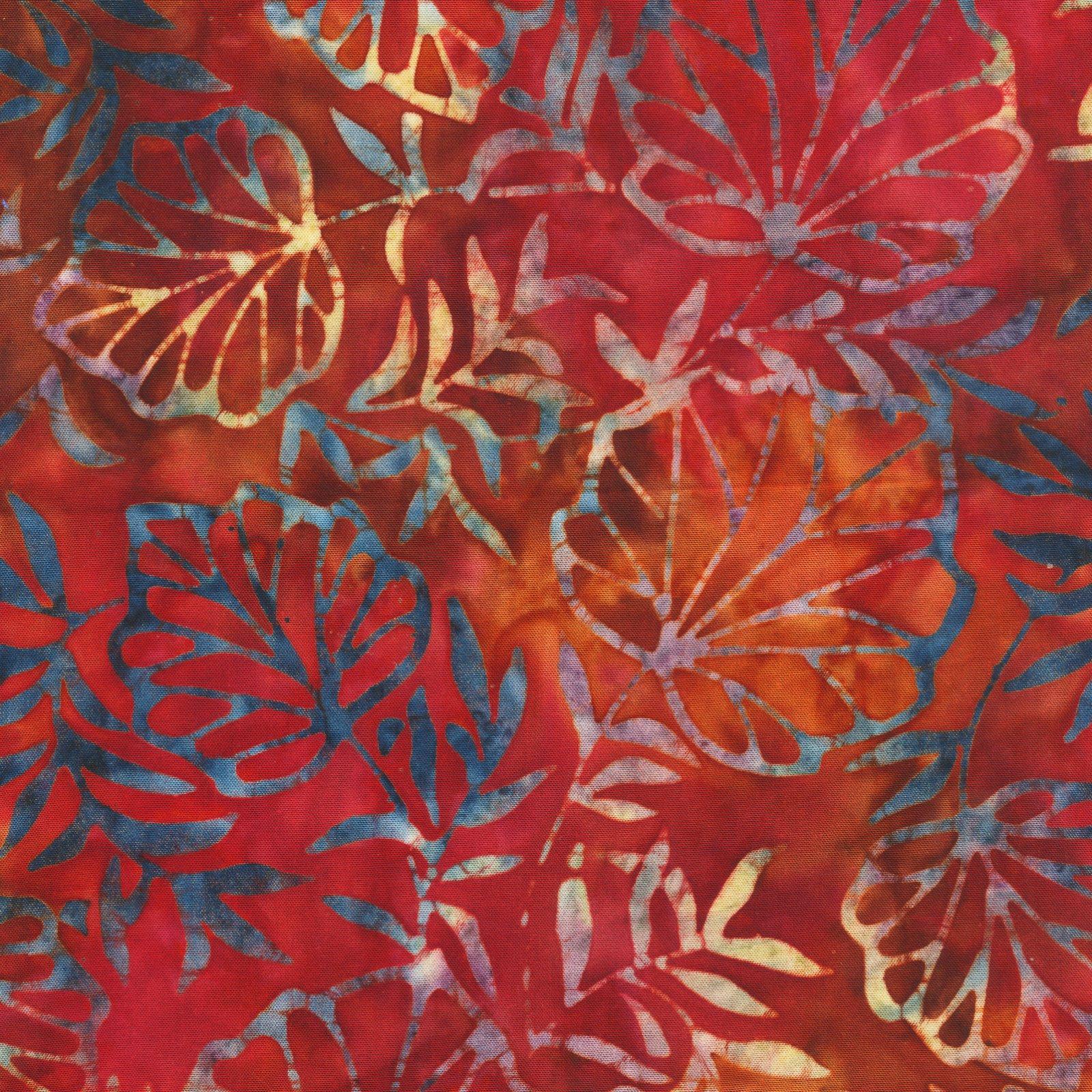 509Q-X Rayon Batiks by Anthology Fabrics