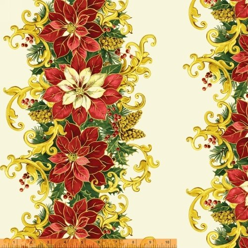 51021M-X Song of Christmas by Windham Fabrics