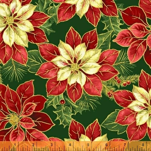 51022M-2 Song of Christmas by Windham Fabrics