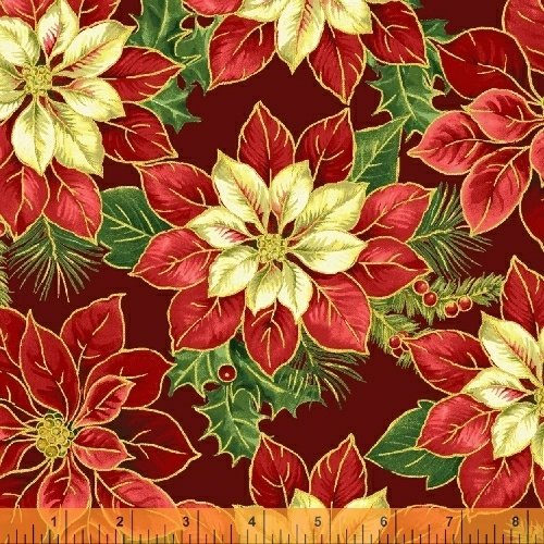 51022M-3 Song of Christmas by Windham Fabrics