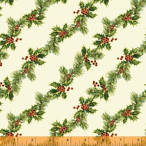 51023M-1 Song of Christmas by Windham Fabrics