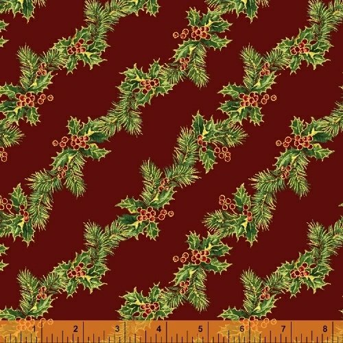 51023M-3 Song of Christmas by Windham Fabrics