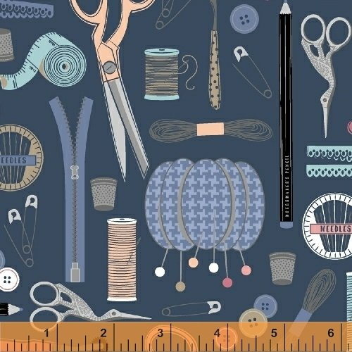 51034-2 Crafters Gonna Craft by Windham Fabrics