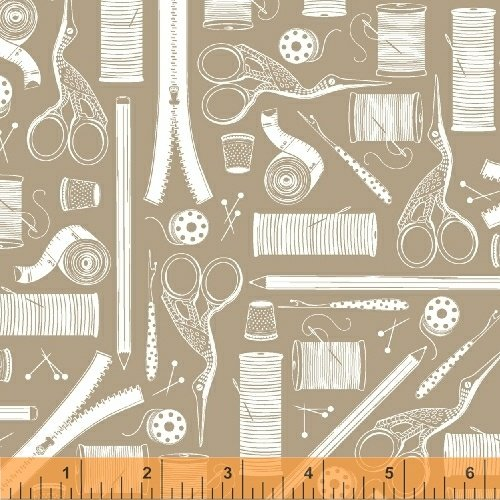 51036-3 Crafters Gonna Craft by Windham Fabrics